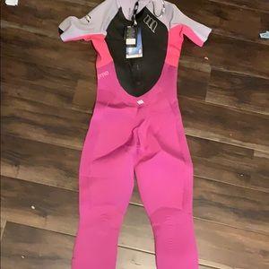 NITRO Beautiful pink wetsuit